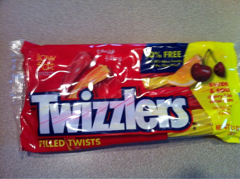 Maybe my worse candy purchase ever.