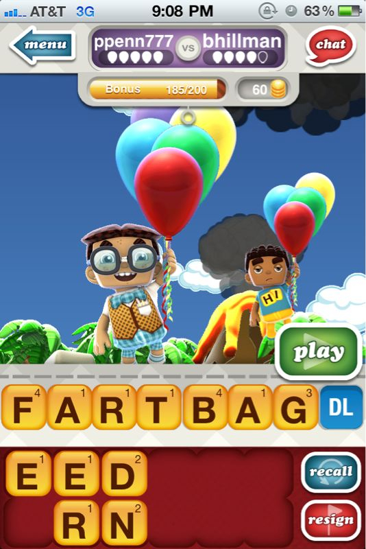 Apparently this isn't a word?