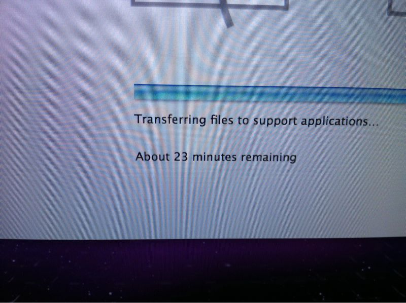 15 minutes ago it said 8 minutes remaining….sigh