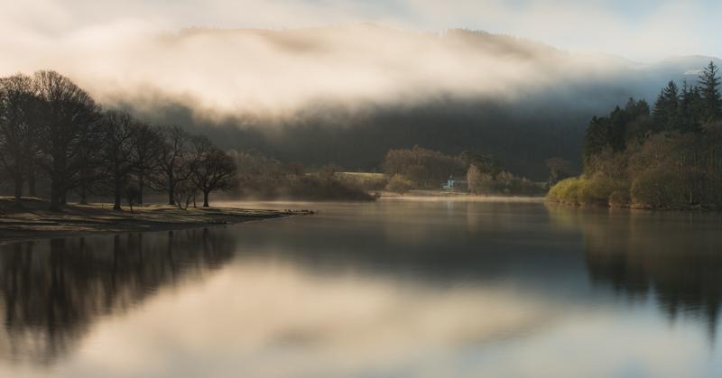 A Lakeside Awakening
