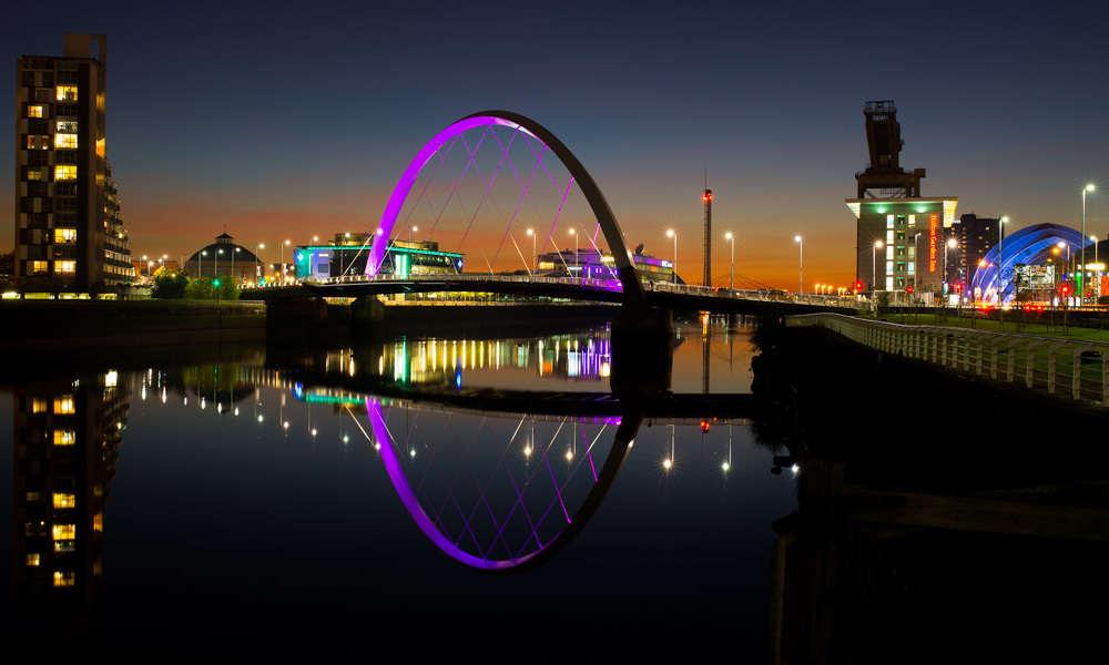 Colours of the Clyde
