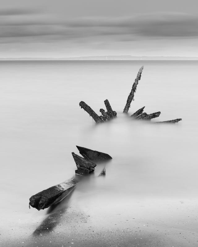 Longniddry Wreck #1