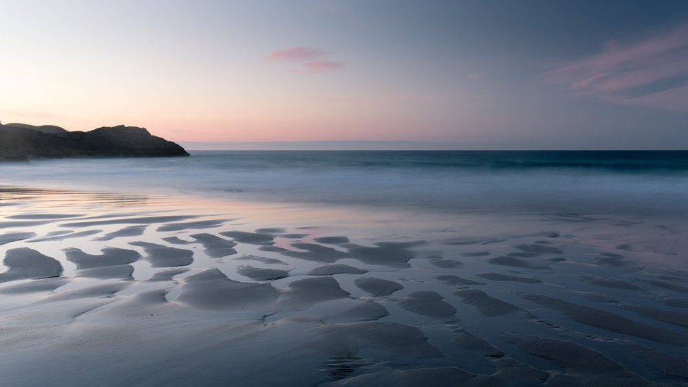 Summer Sunset at Durness