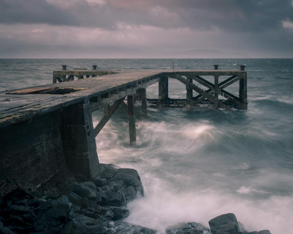 From Portencross Pier