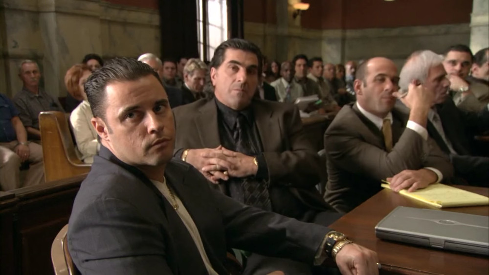 Find Me Guilty - 'Danny Roma'