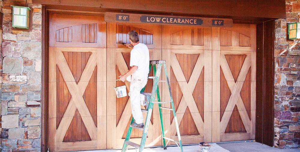 Exterior Staining Services