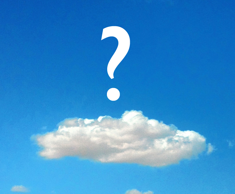 "What is ""the cloud,"" exactly?"