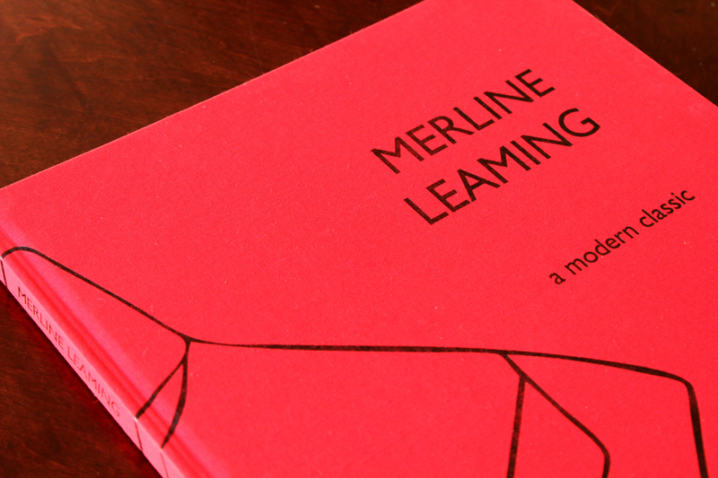 Merline Leaming, A Modern Classic  is the story of one of the West's premiere interior designers.