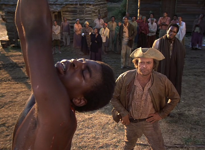 LeVar Burton as Kunta Kinte in Roots.