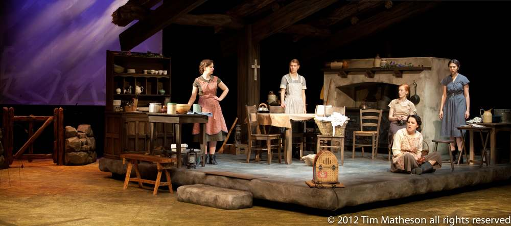 the plot of dancing at lughnasa Based on the brian friel play, this is a story of the sisters of the mundy family the summer of 1936, when the action of dancing at lughnasa takes place, is beautiful, but europe is on the verge of terrible change through that glorious summer, at the very edge of europe, in ballybeg, donegal.