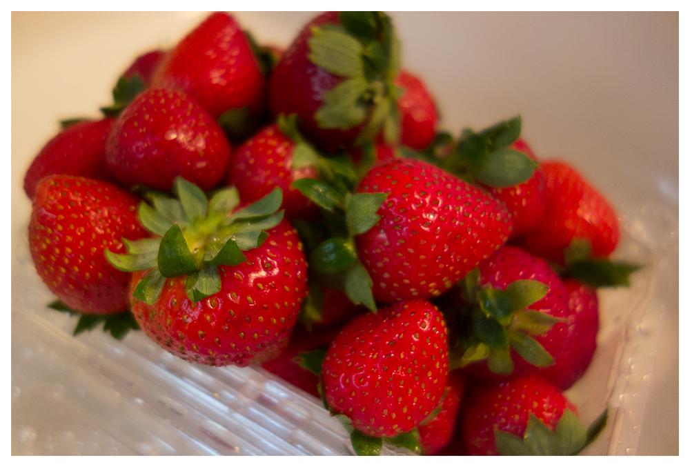 Strawberry friends