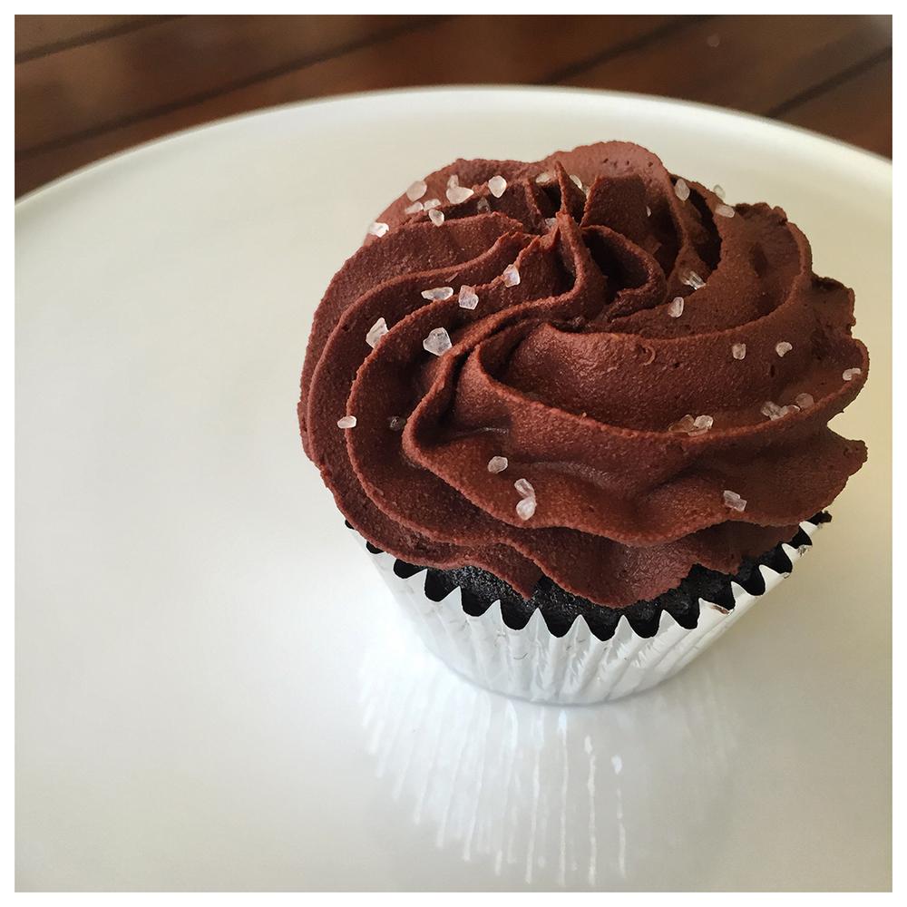 very chocolate cupcakes