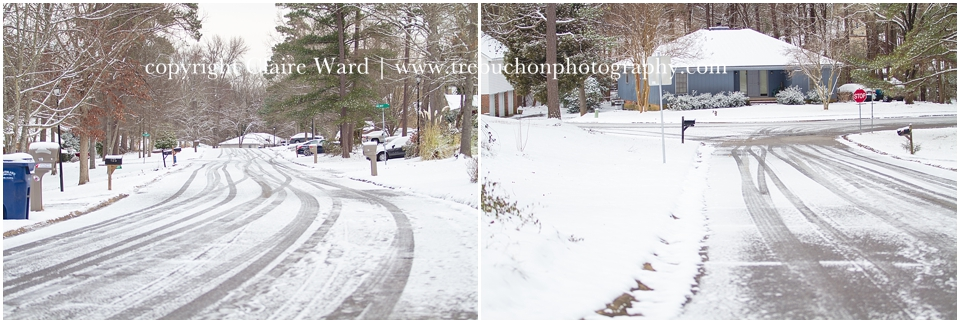Snow Day | Columbia, SC Photographer