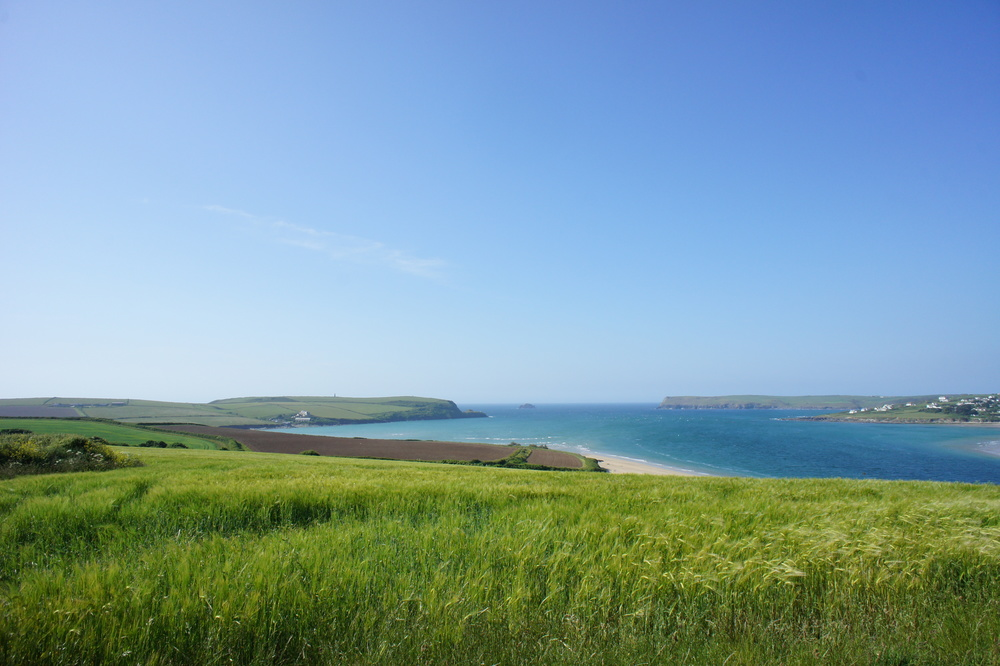 Camel Estuary, Padstow, Cornwall