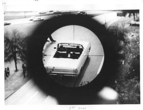 Photo 81- Rifle Scope 12 (President's Commission First Shot).jpg