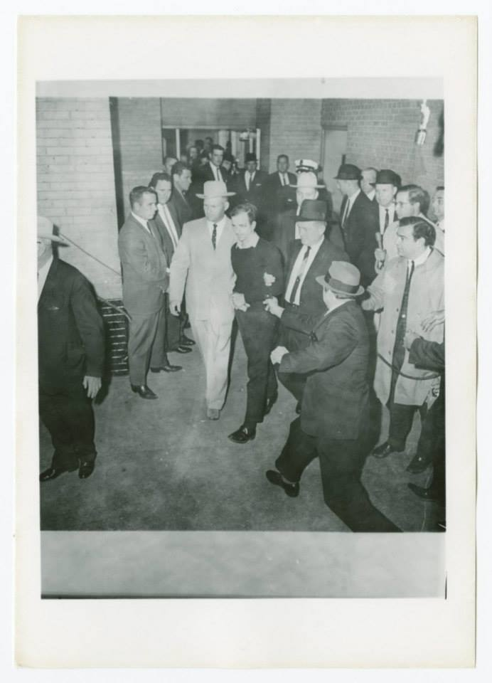 Photo 12- Jack Ruby just prior to shooting Oswald.jpg