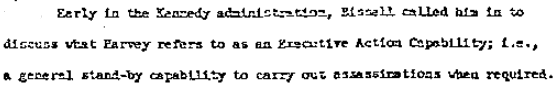 House Select Committee on Assassinations, Segregated CIA file, Microfilm Reel 48, Folder ZZ- 1967 Inspector General's Report (Unsanitized), May 23, 1967, Gambling Syndicate,  p. 37