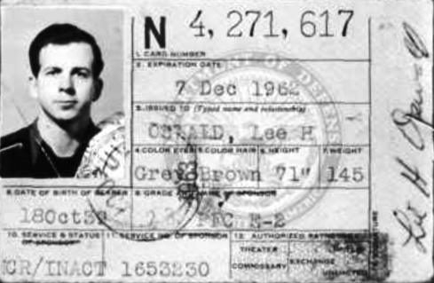 (A look at some of the unlikely myths surrounding Lee Harvey Oswald)