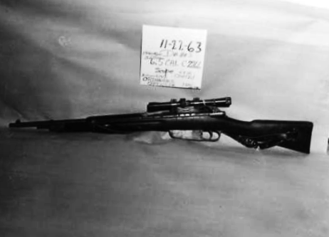 A review of the various weapons claimed to be present in the Texas                           Schoolbook Depository during the Assassination of President Kennedy