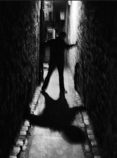 """A Shadowy Figure"" By Fraser Mummery"