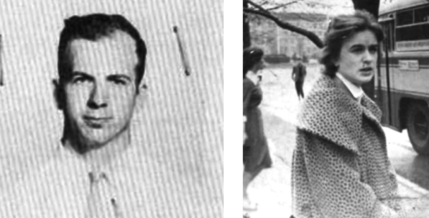 A review of the actions of Lee and Marina Oswald during the Kennedy case