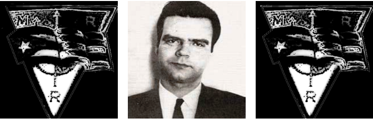Exile Leader Manuel Artime Buesa used by the Central Intelligence Agency in various efforts to topple cuban dictator fidel castro