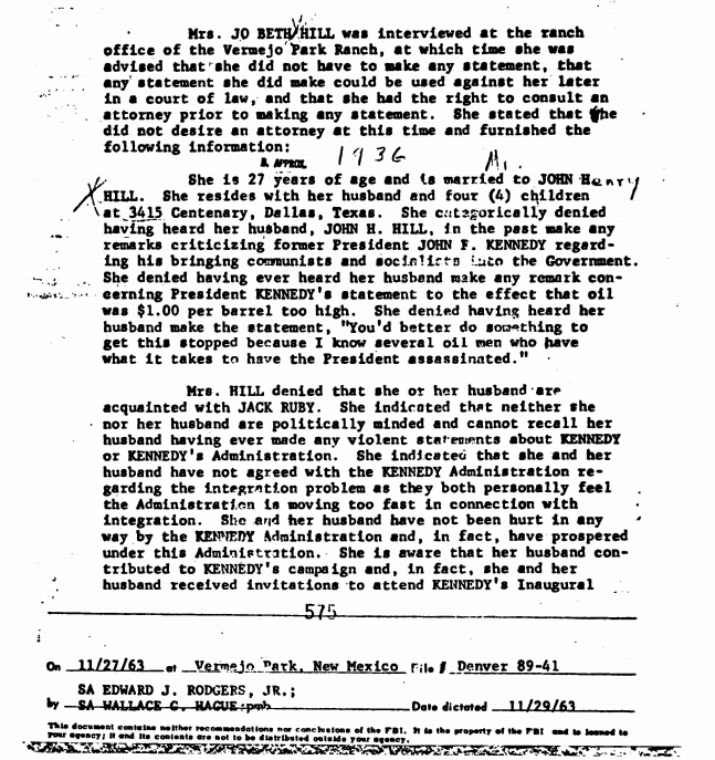 FBI Statement JB Hill p.1.png