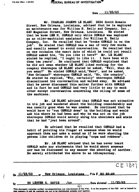 FBI Statement of J. Le Blanc p.1.png