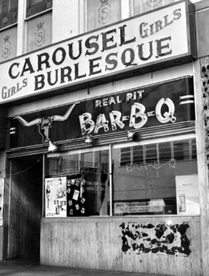 A Picture of The Carousel CLub During the 1960s