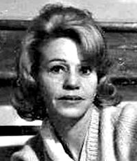 Writer Elena Garro De Paz