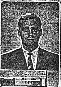 CIA Clerk James Bernard Wilcott