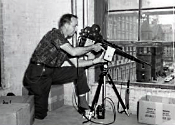 FBI SPECIAL Agent Robert Frazier During Recreations conducted at the Texas School book Depository