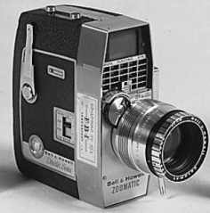 The Camera USed by Abraham Zapruder