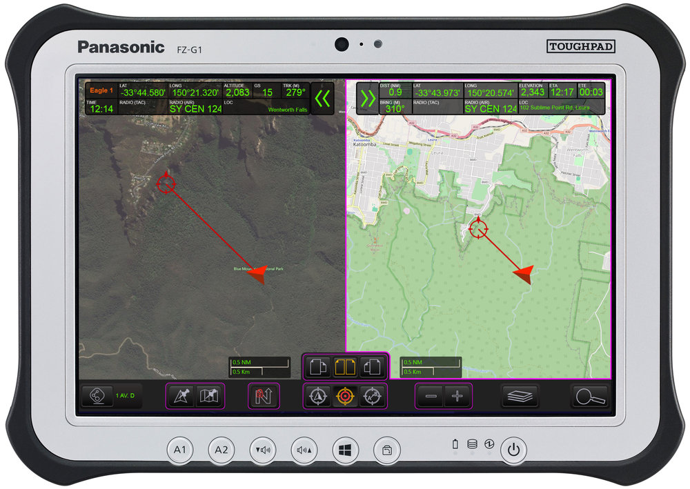 MISSIONMAP Tablet Edition on Panasonic FZ-G1 Tablet PC 3.jpg