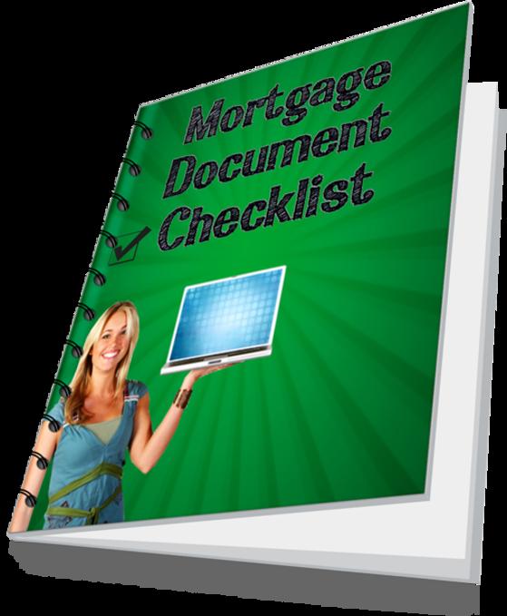 Alex McFadyen - Mortgage Document Checklist