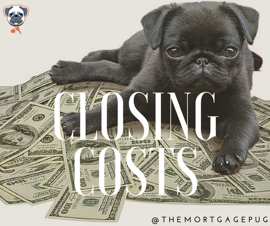 Closing Costs #mortgagpug