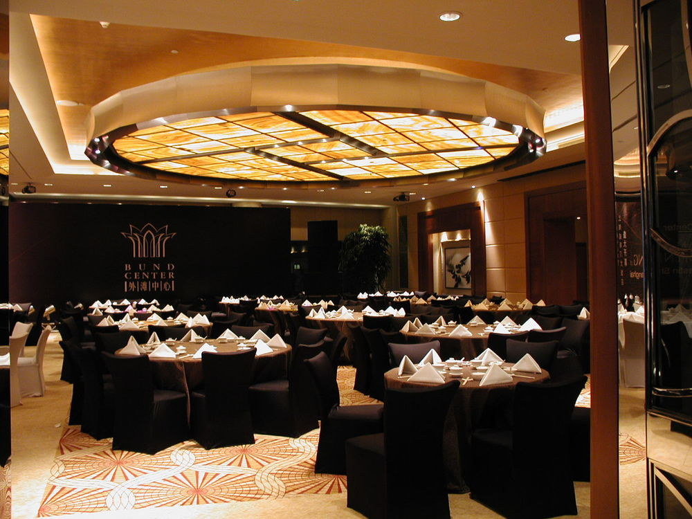 Banquet, Westin Hotel, Shanghai