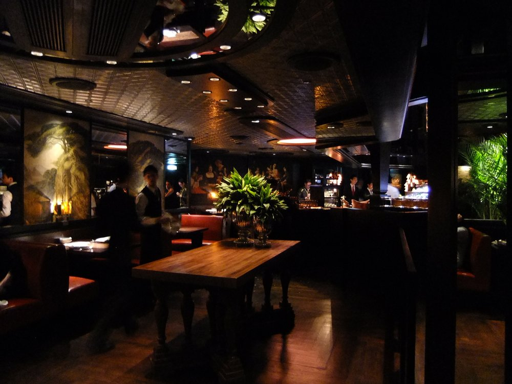 STEAK HOUSE, GRAND HYATT, HONG KONG
