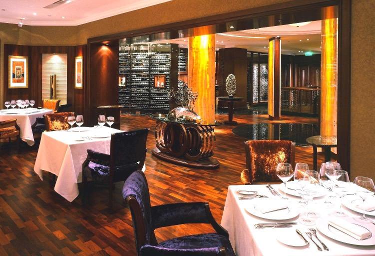 DINING ROOM, HONG KONG JOCKEY CLUB