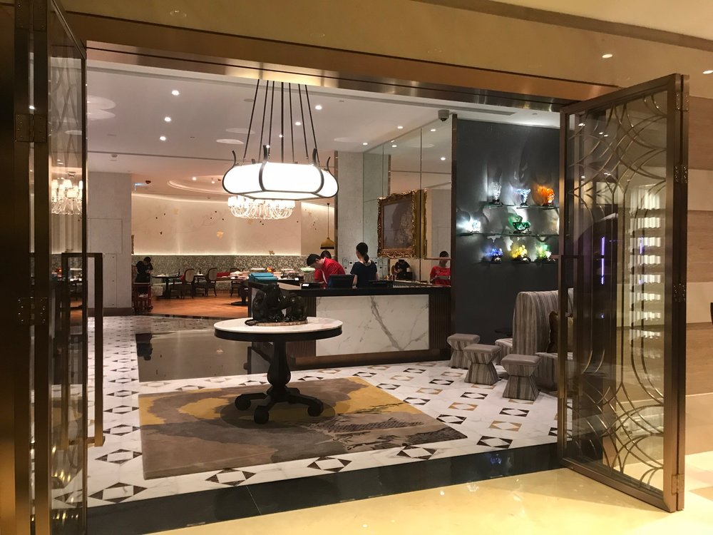 DON ALFONSO 1890 @ GRAND LISBOA HOTEL, MACAU