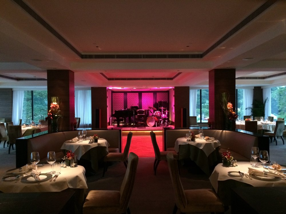 FINE DINING, COUNTRY CLUB, HONG KONG
