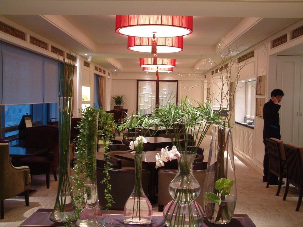 EXECUTIVE LOUNGE @ RAFFLES HOTEL, BEIJING