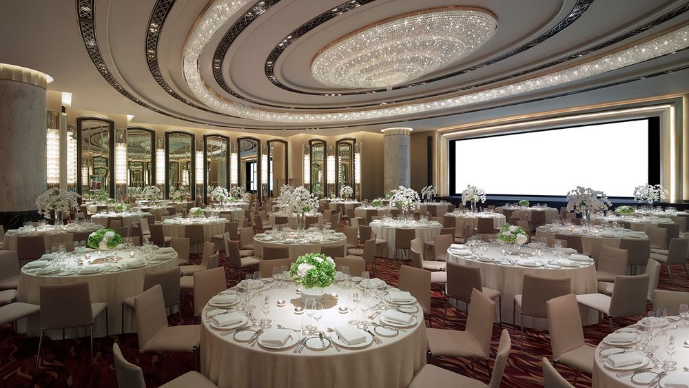 BALLROOM @ GRAND HYATT, HONG KONG