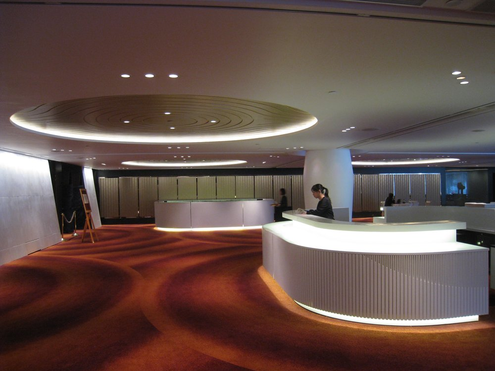 PRE-FUNCTION AREA @ INTERCONTINENTAL, HONG KONG