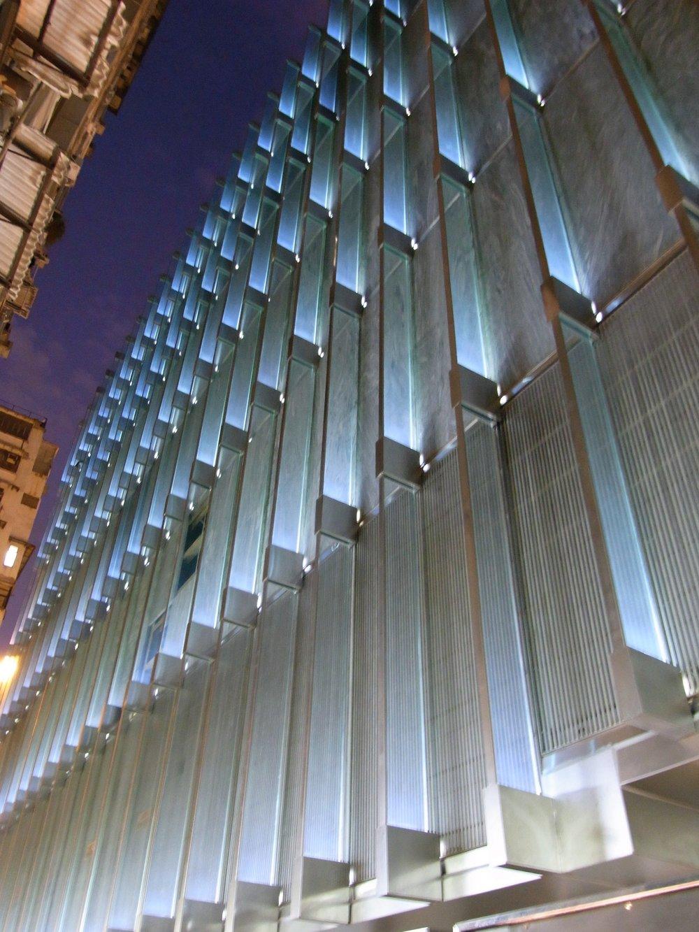 DETAIL OF KERRY CENTRE, HONG KONG