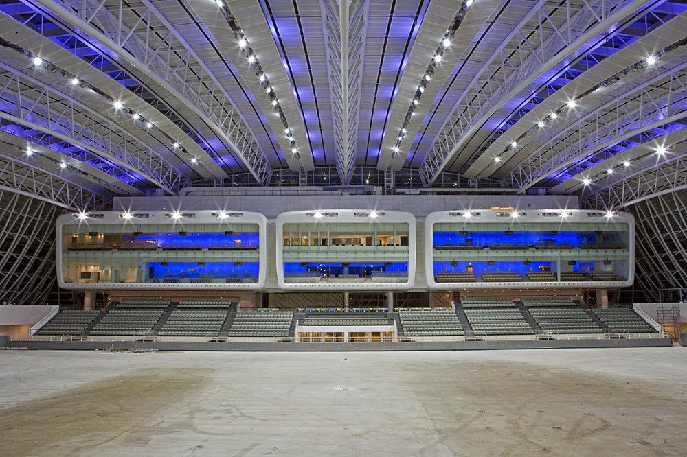 EQUESTRIAN STADIUM, QATAR