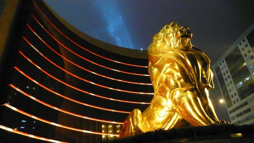 LION @ MGM HOTEL CASINO, MACAU