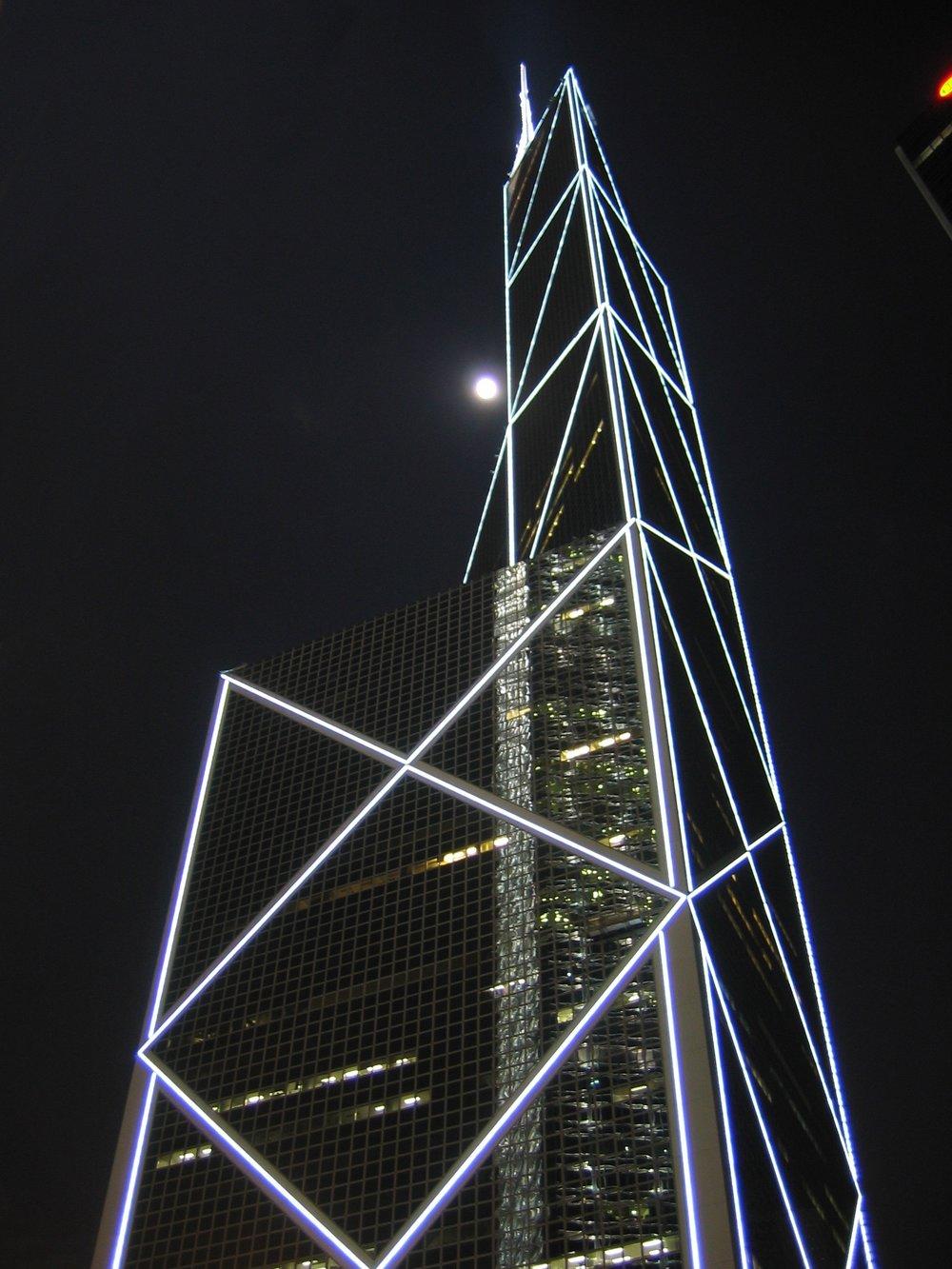 BANK OF CHINA, HONG KONG ISLAND