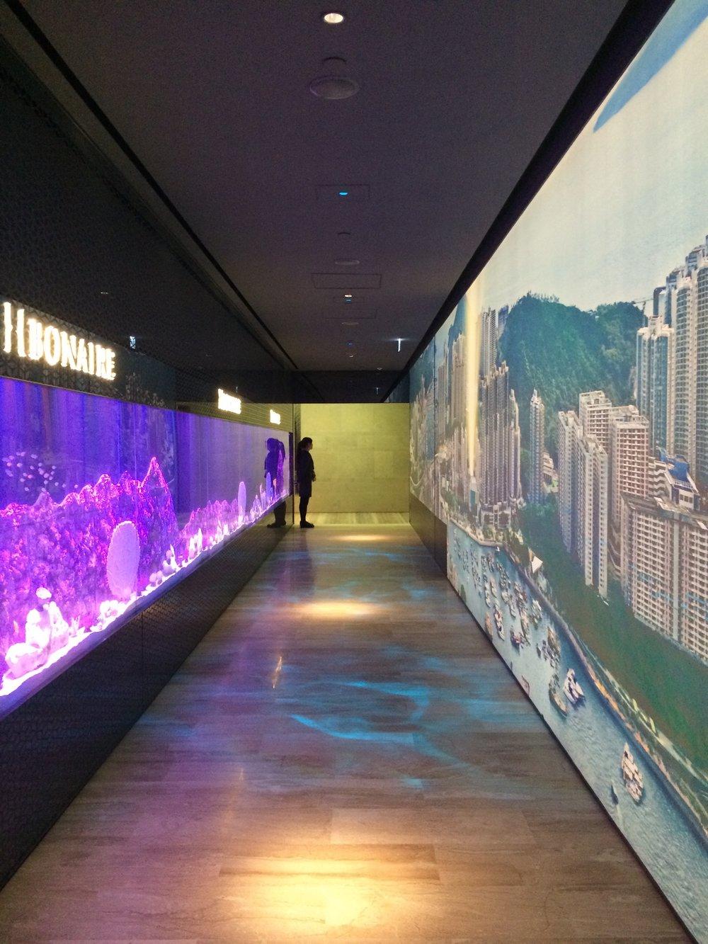 SHOW FLAT, SALES OFFICE, HENDERSON LAND @ IFC, HONG KONG