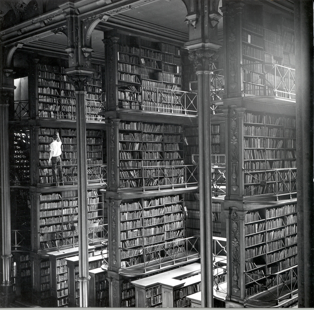 Bibliothek Cincinatti